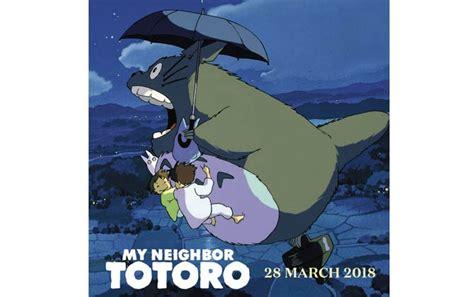 cgv ghibli film totoro akan tutup pagelaran studio ghibli di indonesia