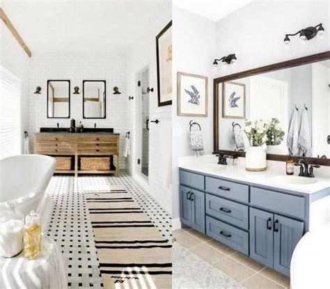 bathroom rev ideas adorable small farmhouse bathroom decor 50 ideas