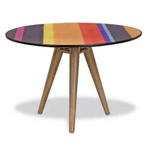 Funky Side Tables by Designer Funky Retro Side Tables Will Take Your Breath