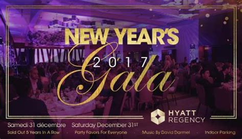 new year gala montreal buy hyatt regency gala new years 2019 tickets no