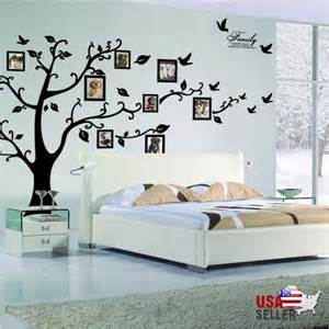 family tree wall decal sticker large vinyl photo picture extra large guitar playing music 3d removable wall sticker