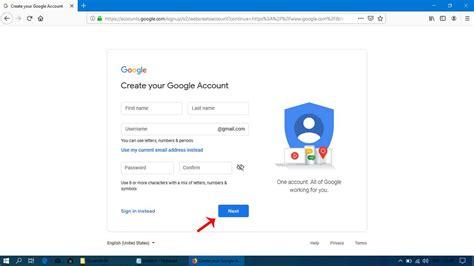 daftar  buat akun google   mudah