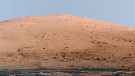 what color is the sky really what color is mars really what color of the planet mars