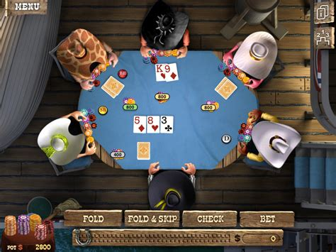 governor  poker  premium edition   play
