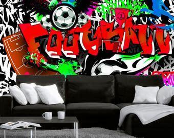 graffiti football etsy