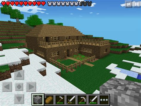 Minecraft Pe House By Timprestianni On Deviantart