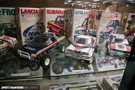 Rc Modellbau Auto by Hobby History The Tamiya Museum Speedhunters
