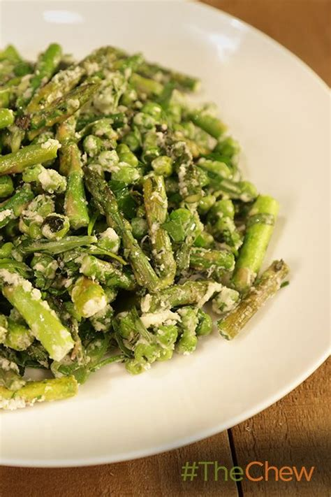Springtime Side Sauteed Asparagus by This Fresh Veggie Asparagus And Pea Saute Is The