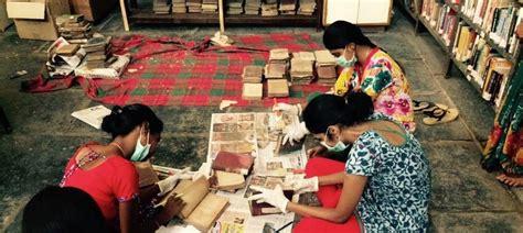 forgotten library  colonial era chennai    long road  restoration