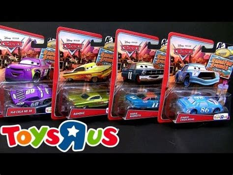 Nascar Gold Edition Toys R Us disney cars 2013 gold ramone radiator springs classic limited edition mario andretti toys quot r quot us