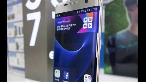 Samsung S7 Korea Samsung Galaxy S7 Edge Korea 한국판 On