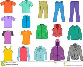 how to colored clothes clothes colored collection stock photo image 19274940