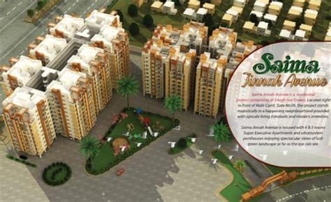Saima Jinnah Avenue Karachi Project Launched Real Estate Saima Luxury Homes