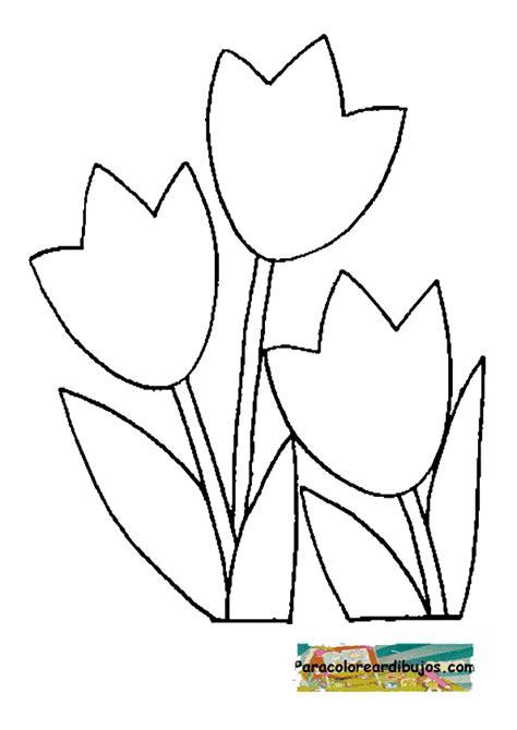 imagenes de rosas faciles flores para colorear y recortar images