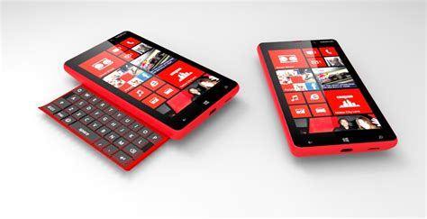 Nokia Lumia Qwerty nokia lumia 820 back cover with built in qwerty keyboard step iges stl solidworks 3d cad