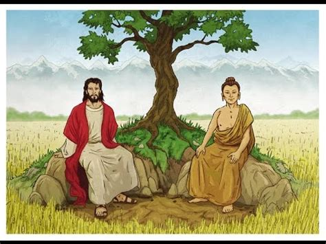 the lifetimes when jesus and buddha knew each other a history of mighty companions books jesus and buddha differences far outweigh