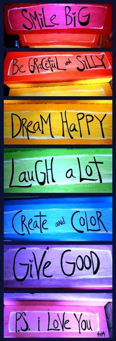 paint color quotes 1000 images about rainbow quotes graphics on