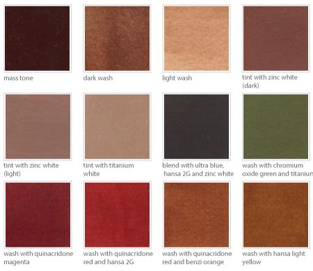 color umber burnt umber color chart search color