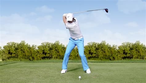 rory golf swing rory mcilroy body power golf swing