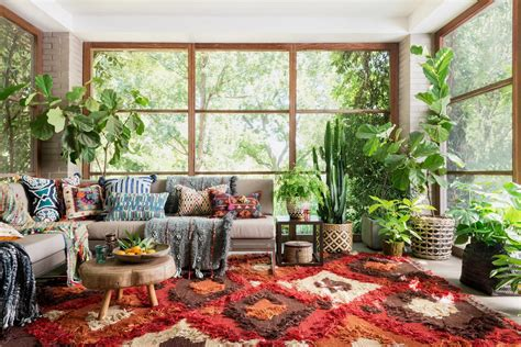 pictures of decorated homes vintage rugs tips on decorating your interior