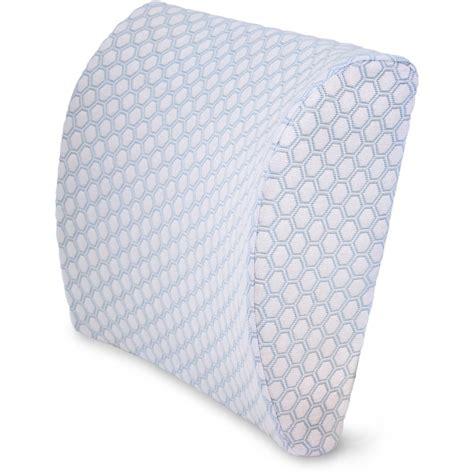 Tablet Pillows by Wellrest Memory Foam Tablet Pillow Walmart
