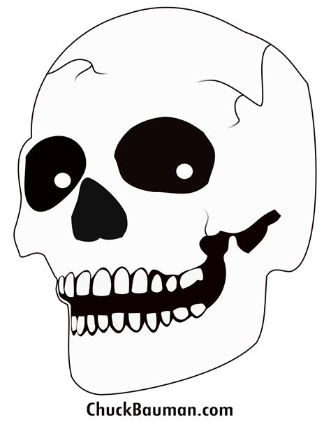 printable skull stencils free 7 best images of free printable skull stencils airbrush