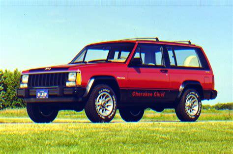 jeep cherokee chief xj refreshing or revolting 2014 jeep cherokee