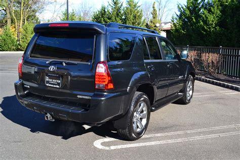 2008 Toyota 4runner Runner 2008 Toyota 4 Runner Limited Pre Owned