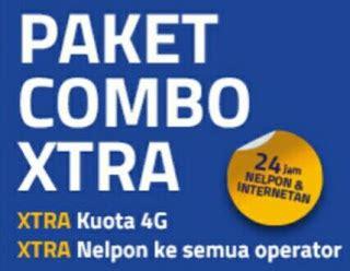 Paket Xl Combo Xtra 24gb kartu perdana