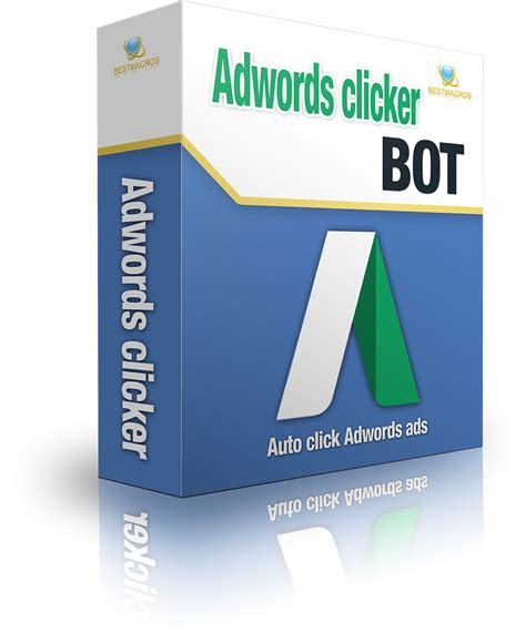 Auto Clicker Bot by Adwords Clicker Bot Bestmacros