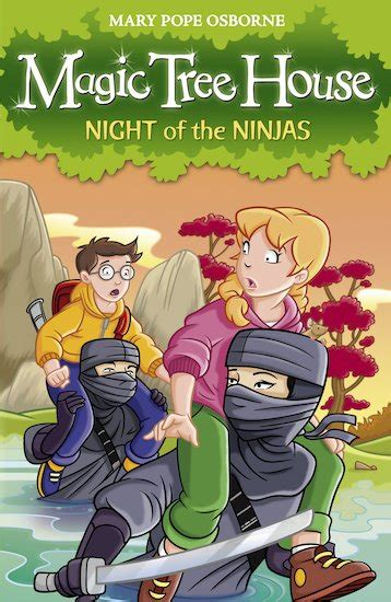 night of the ninjas book report gallery for gt magic tree house jack and annie night of the night of the ninja enter the ninja