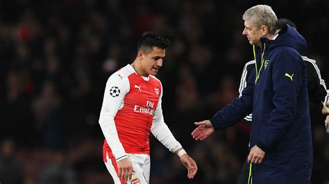 alexis sanchez future sanchez future debate baffling to wenger football