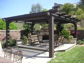 Free Standing Patio Cover Designs by Free Standing Patio Cover Plans