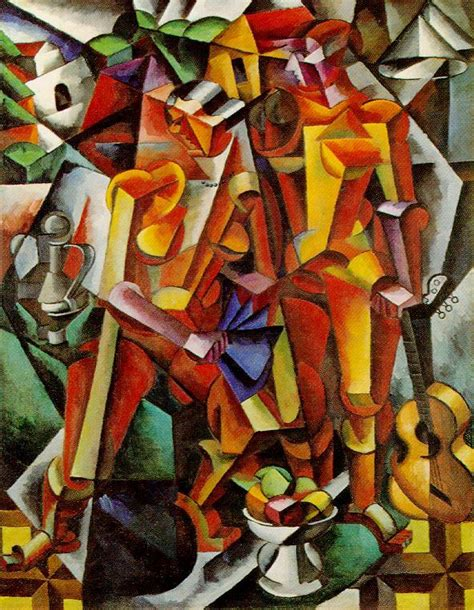 cubist paintings cubism