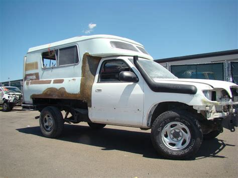 Toyota Chinook 4x4 Chinook 4x4 Conversion General Discussion Toyota