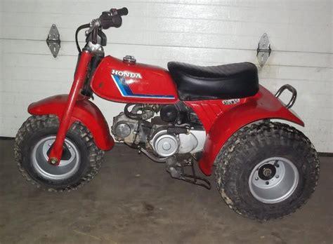 Honda Atc 70 by Honda Atc Motorcycles For Sale