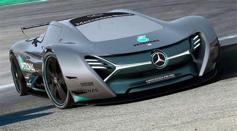 mercedes elk elk mercedes electric concept car wordlesstech