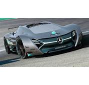 ELK Mercedes Electric Concept Car  Elk Futuristic And Cars