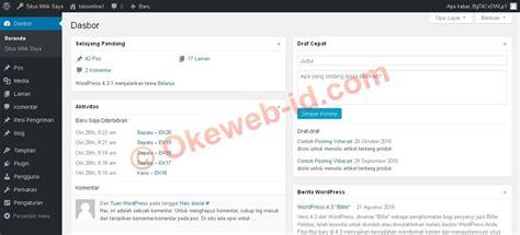 tutorial mengupload web ke internet tutorial login ke website oke web indonesia