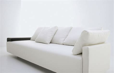 Sofa Minimalist 321 Seats 6 minimalist sofa leather 3 seater with armrests mass