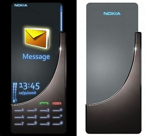 mobile and news nokia 2030 cellphone features an illuminated touch keypad