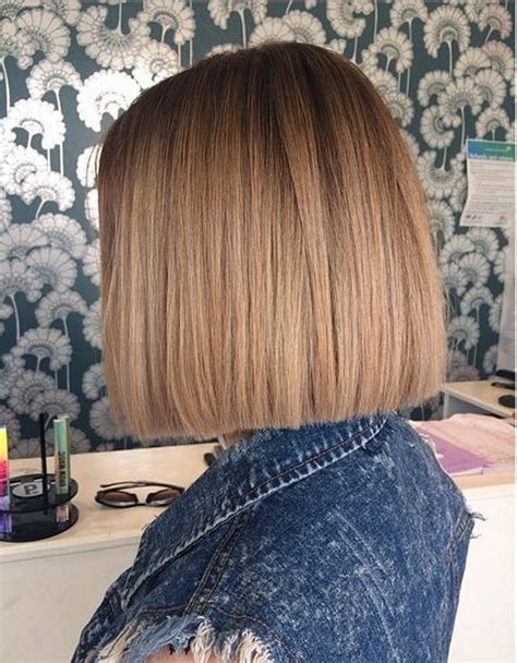 back views of blunt haircuts 25 best ideas about blunt bob haircuts on pinterest