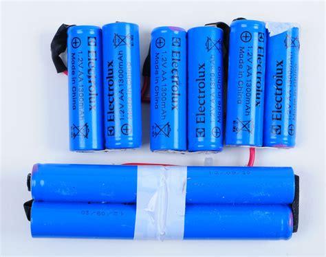 Paket 2 In1 aeg ergorapido akku pack 12v 10 x 1 2v ersatz akkus 4055132304
