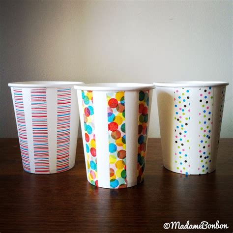 Craft Work With Paper Cups - crafts made with paper cups