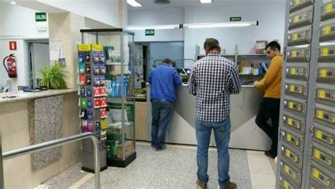 oficina de correos horario la oficina de correos en cuarte de huerva abre tambi 233 n por