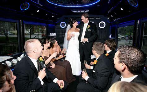 Wedding Transportation ? Atlantic Limo