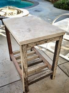 Travertine Patio Table White Build A Travertine Paver Side Table Free And Easy Diy Project And Furniture Plans