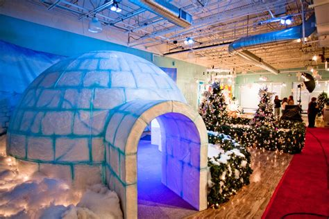 igloo church architect