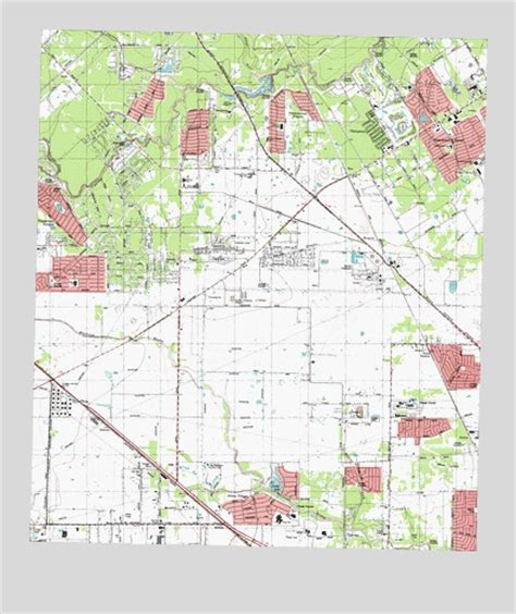 usgs topo maps texas satsuma tx topographic map topoquest
