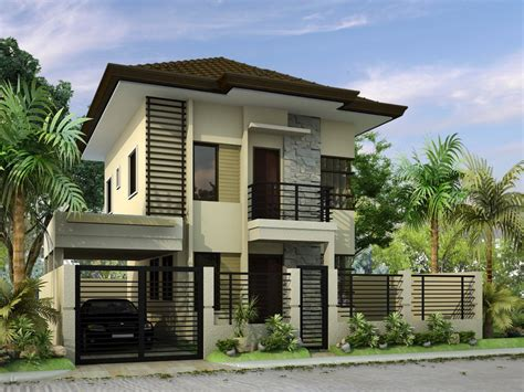 house design in modern small modern hillside house plans with attractive design